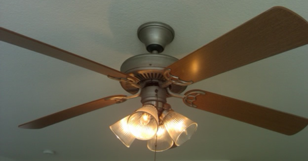 Lake Sherwood Lighting Ceiling Fan