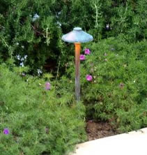 Lake Sherwood Lighting Landscape Lighting Mushroom Light