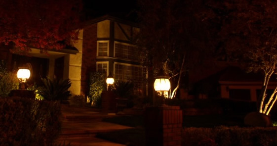 Lake Sherwood Lighting Outdoor Lighting